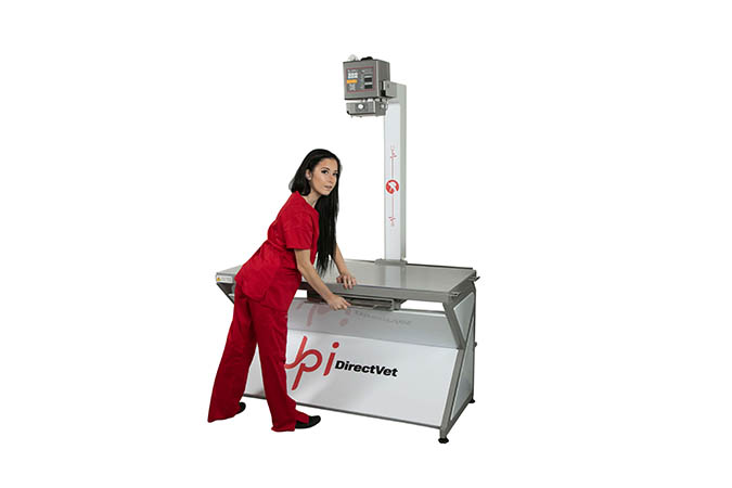 ExamVue Veterinary Installs DirectVet Digital X-ray System in Pennsylvania